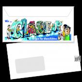 Fenster-Briefhülle (Motiv 161) DL