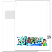 Fenster-Briefhülle (Motiv 161) C4