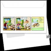Fenster-Briefhülle (Motiv 172) C5