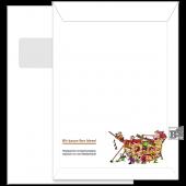 Fenster-Briefhülle (Motiv 181) C4
