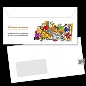 Fenster-Briefhülle (Motiv 182)