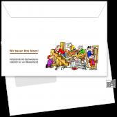 Fenster-Briefhülle (Motiv 182) C5
