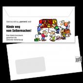 Fenster-Briefhülle (Motiv 211) DL