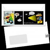 Fenster-Briefhülle (Motiv 212) DL