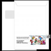 Fenster-Briefhülle (Motiv 231) C4