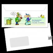 Fenster-Briefhülle (Motiv 232) DL