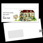 Fenster-Briefhülle (Motiv 242) DL