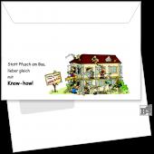 Fenster-Briefhülle (Motiv 242) C5