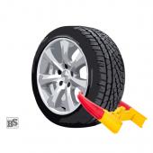 Parkkralle / Radkralle / Reifenklammer BS-Strong-Clamp